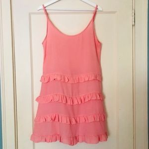 It's about Lola Boutique Sleeveless Pink Dress: